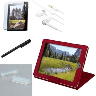 BasAcc Case/ Screen Protector/ Stylus/ Headset/ Plug for Apple� iPad 1