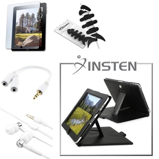 BasAcc Case/ Screen Protector/ Headset/ Splitter for Apple� iPad 1