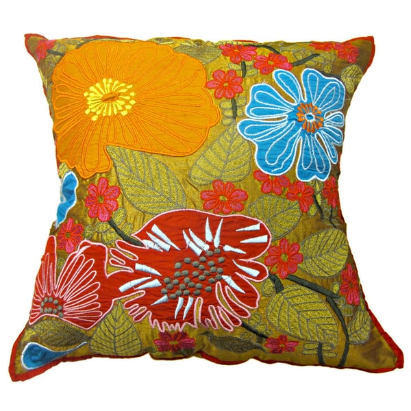 Throw Pillows On Konga : Sweet William Decorative Pillow - Overstock Shopping - Great Deals on Cottage Home Throw Pillows