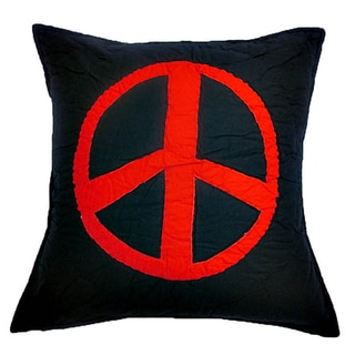 Peace Decorative Pillow