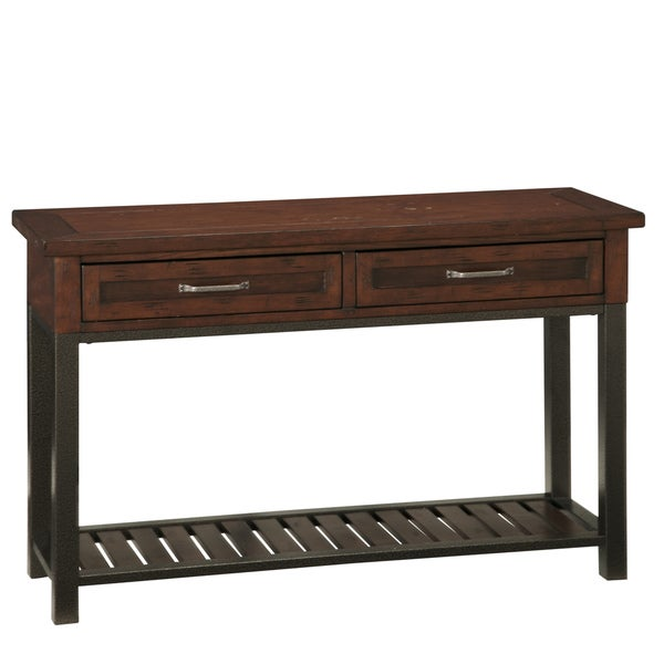 Cabin Creek Console Table Overstock Shopping Great