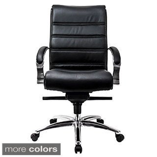 At The Office 3 Series Mid Back Chair
