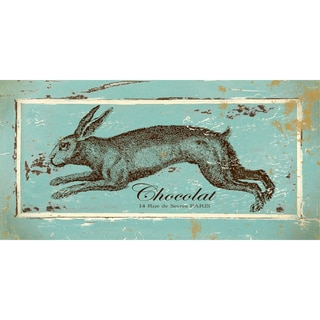 Jo Moulton 'French Hare I' Paper Print (Unframed)