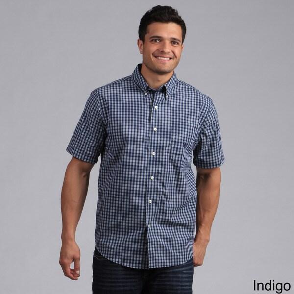 Chaps by Ralph Lauren Men's Button-down Plaid Shirt
