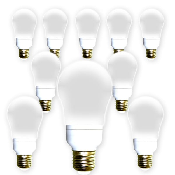 Infinity LED Ultra 61 Cool White Light Bulbs (Pack of 10)