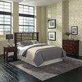 Cabin Creek Queen/ Full Headboard, Night Stand and Chest