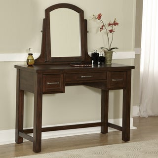 Cabin Creek Vanity and Mirror