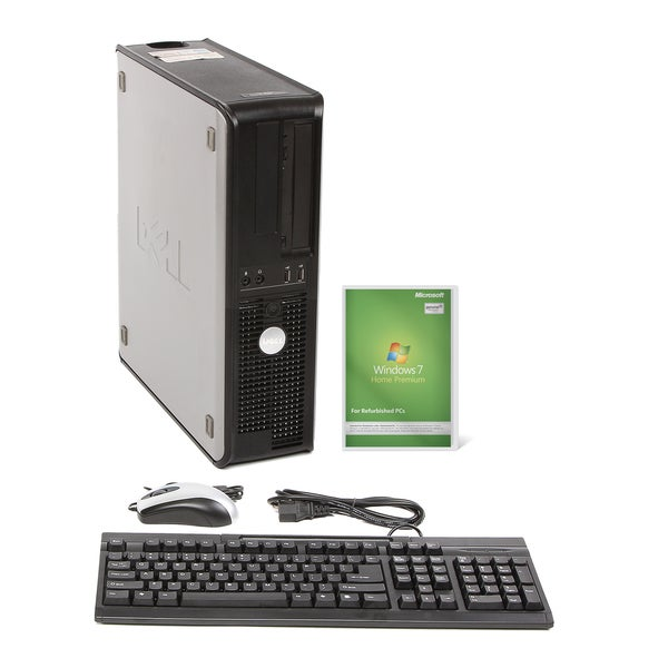 Dell OptiPlex 745 3.4GHz 160GB DT Computer (Refurbished)