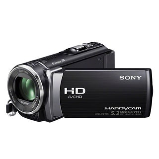 Sony Handycam HDR-CX210 Digital Camcorder - 2.7