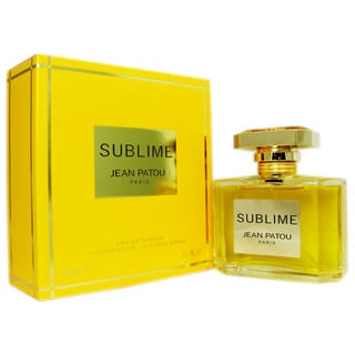 Jean Patou 'Sublime' Women's 2.5-ounce Eau de Parfum Spray