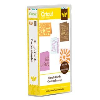 Cricut Simple Cards Project Cartridge