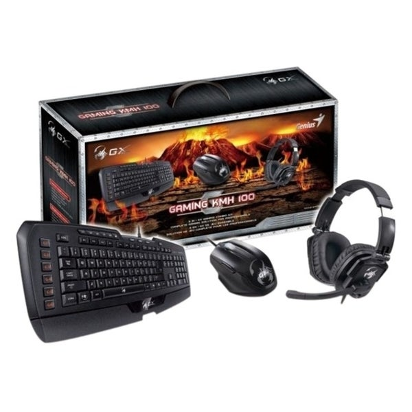 Genius GX-Gaming KMH-100 Keyboard & Mouse