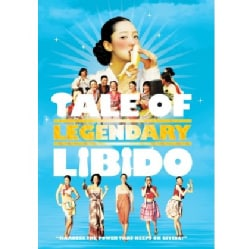 A Tale of Legendary Libido (DVD)