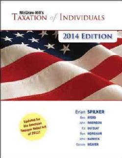 McGraw-Hill's Taxation of Individuals 2014 (Hardcover)