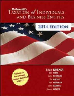 McGraw-Hill's Taxation of Individuals and Business Entities 2014 (Hardcover)