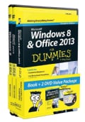 Windows 8 & Office 2013 for Dummies