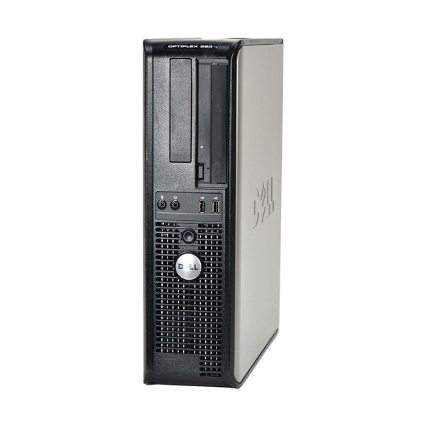 Dell OptiPlex 360 2.8GHz 1TB DT Computer (Refurbished)
