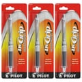 Pilot Dr. Grip Center Of Gravity Retractable Ballpoint Pens (Pack of 3)