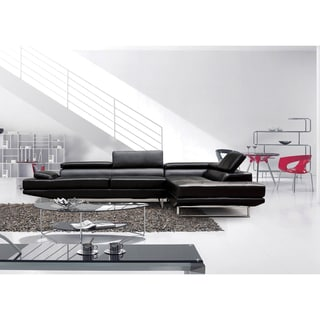 Nova Black Sectional