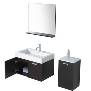 Hudson 30-inch Single-sink Bathroom Vanity Set