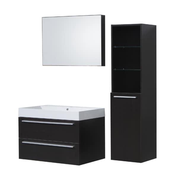 Troy 36-inch Single-sink Bathroom Vanity Set