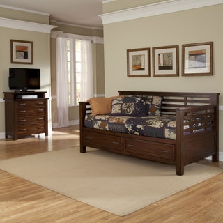 Cabin Creek Storage Daybed and Media Chest
