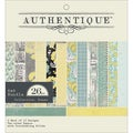 "Renew Bundle Cardstock Pack 6""X6"" 26/Sheets-"