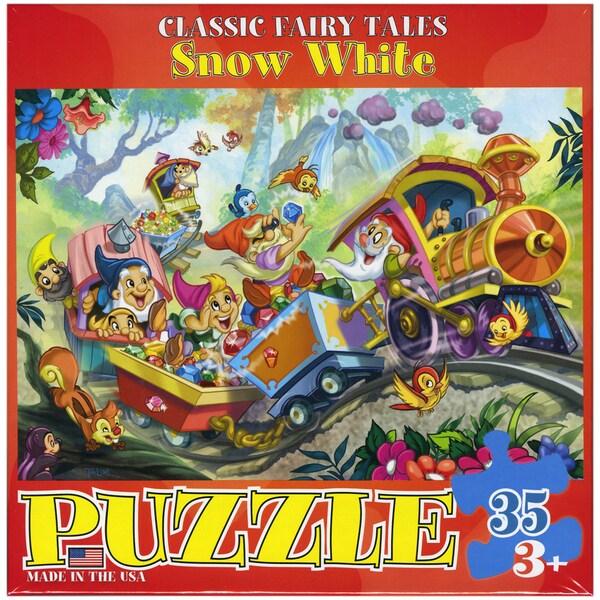 Snow White 35-piece Jigsaw Puzzle (13x10)