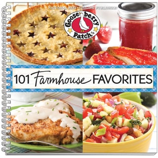 101 Farmhouse Favorite Recipes-