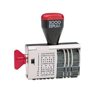 Cosco 2000 PLUS 12-phrase Dial-N-Stamp
