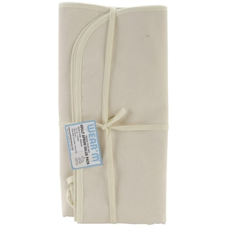 "Adult Apron Value Pack 19""X28"" 3/Pkg-Natural"