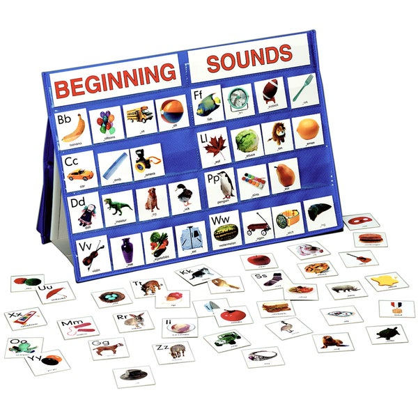 Patch Products Table Top Pocket Packet-Beginning Sounds 10595365