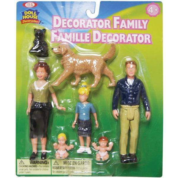 Decorator Family 7-pieces Set