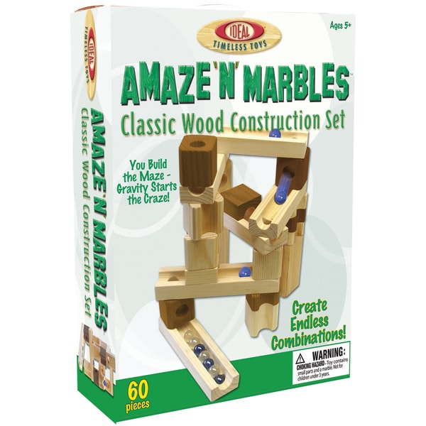 Amaze-N-Marbles (60 pieces)