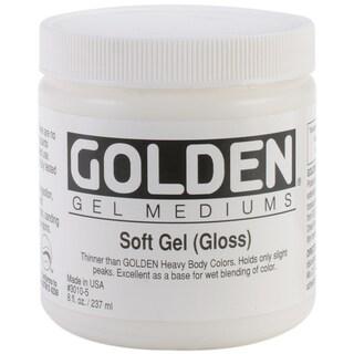 Soft Gel Medium 8 Ounces-Gloss