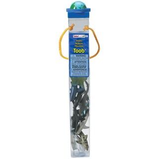 Plastic Miniatures in Toobs (Shark)