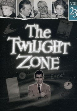 Twilight Zone Vol. 23 (DVD)