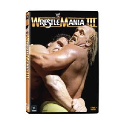 WrestleMania 3 (DVD)