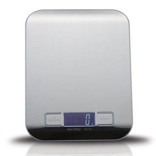 Cook N Home Stainless Steel Digital Kitchen Food Scale