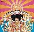 JIMI EXPERIENCE HENDRIX - AXIS: BOLD AS LOVE