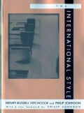 The International Style (Paperback)