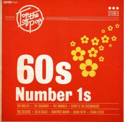 TOP OF THE POPS: 60'S NUMBER ONES - TOP OF THE POPS: 60'S NUMBER ONES