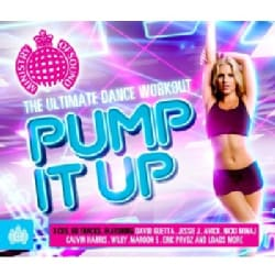 MINISTRY OF SOUND - PUMP IT UP 2013