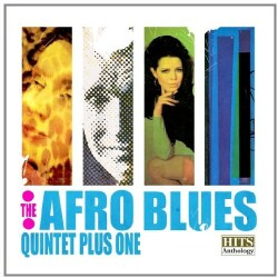 AFRO BLUES QUINTET PLUS ONE - HITS ANTHOLOGY