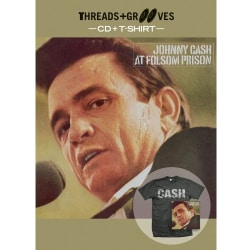 Johnny Cash - Threads & Grooves: At Folsom Prison