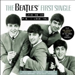 BEATLES' FIRST SINGLE-LOVE ME DO/P.S. I LOVE YOU - BEATLES' FIRST SINGLE-LOVE ME DO/P.S. I LOVE YOU