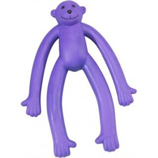 Stretchin' George Latex Monkey Pet Toy