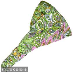Cotton Jungle Print Headband (Nepal)