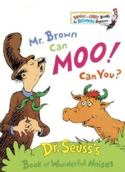 Mr Brown Can Moo! Can You? (Hardcover)