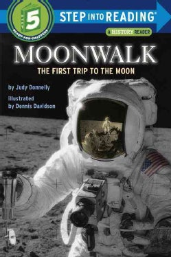 Moonwalk: The First Trip to the Moon (Paperback)